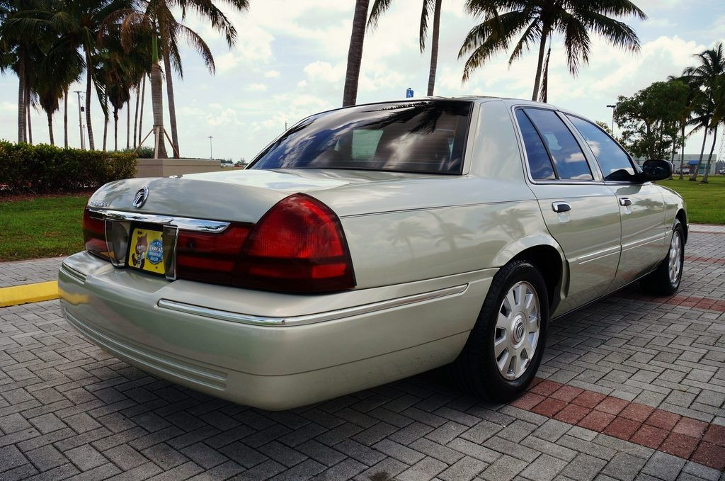 Mercury Grand Marquis Ls American Cars For Sale X X
