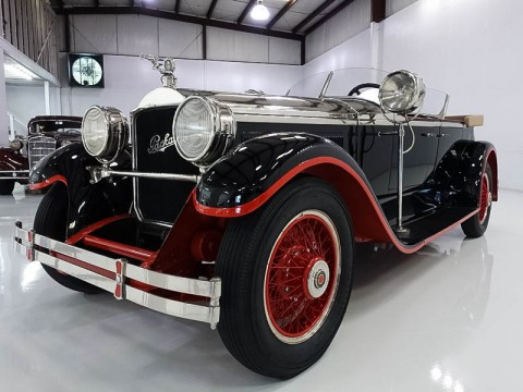 1927 Packard 336 Dual Cowl Sport Phaeton for sale