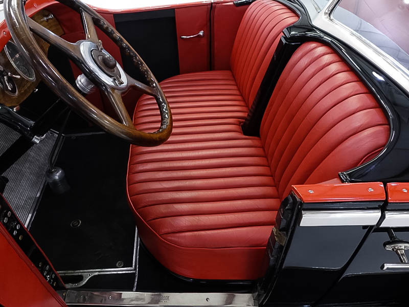 1927 Packard 336 Dual Cowl Sport Phaeton