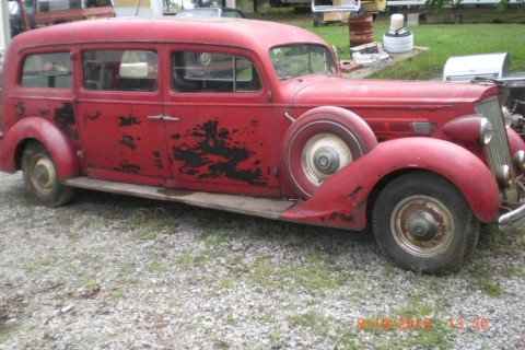 1936 Packard Hearse for sale