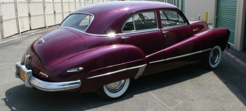 1946 Buick Super for sale