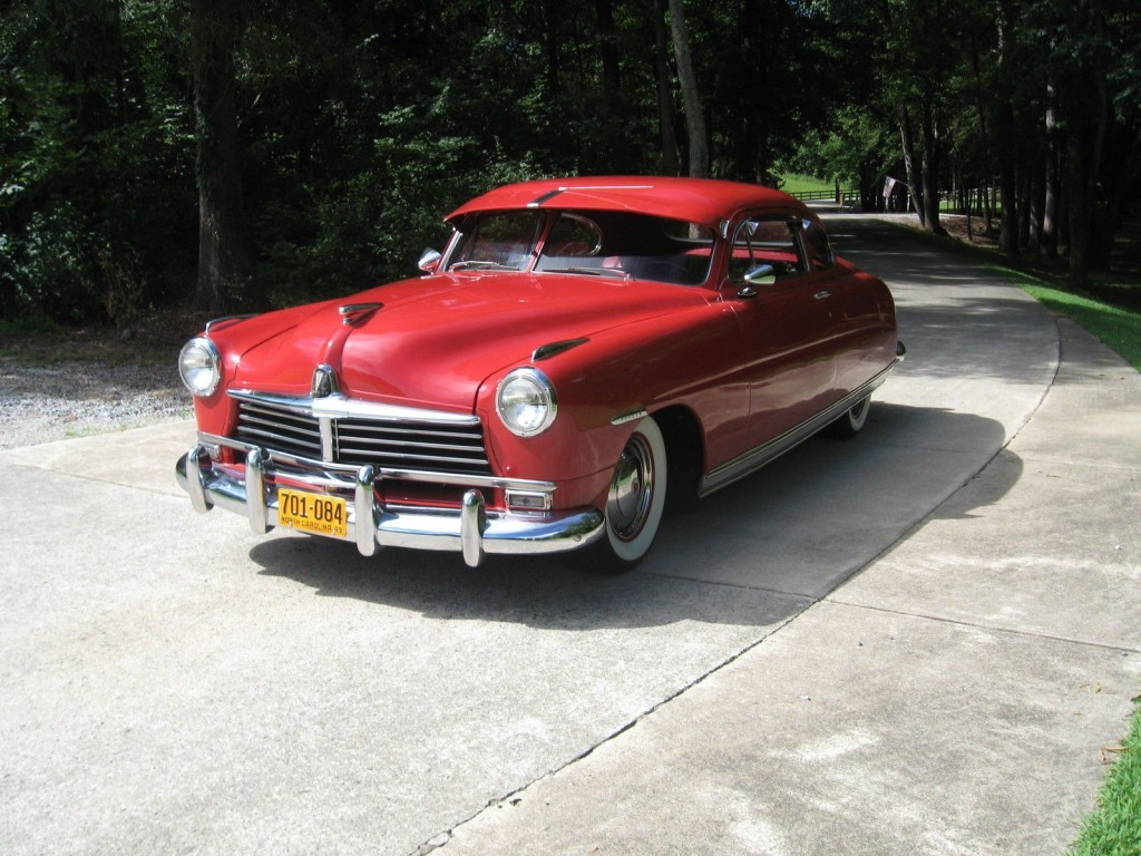 1949 Hudson Coupe
