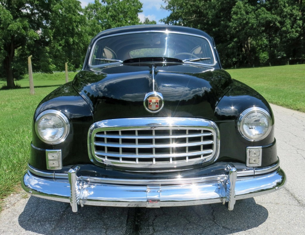 American Auto Sales: 1949 Nash Airflyte For Sale