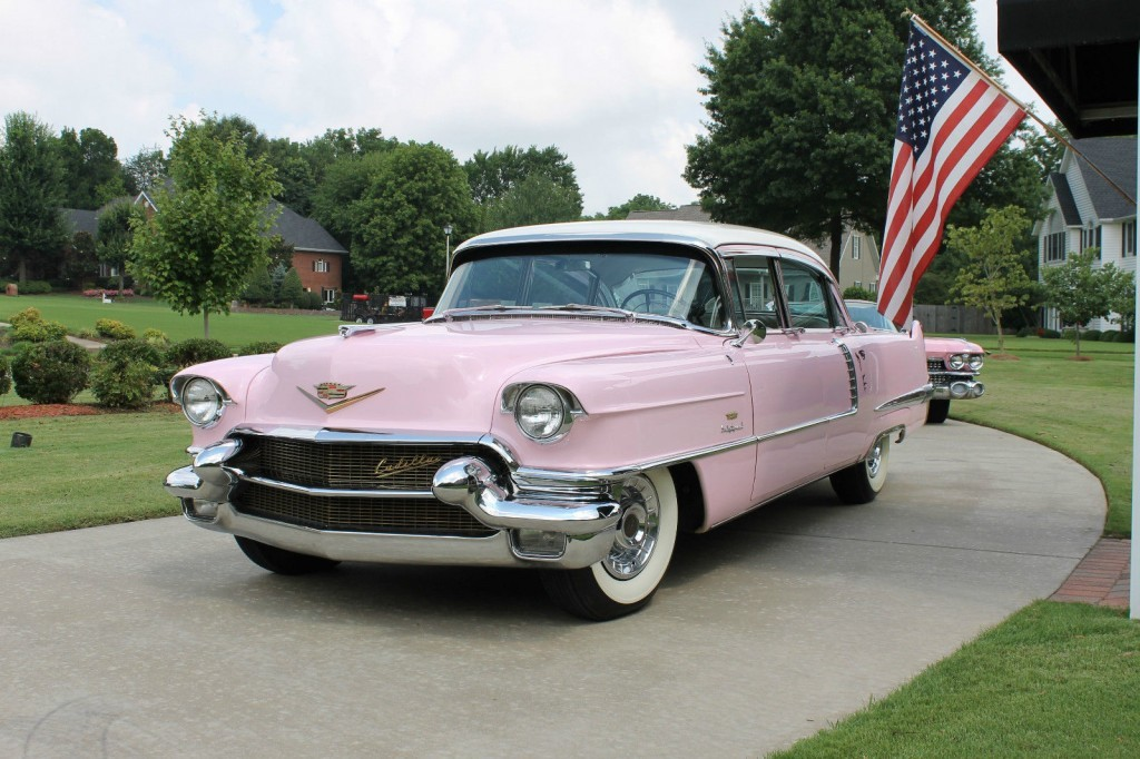 1956 cadillac fleetwood for sale for 1956 cadillac 4 door sedan