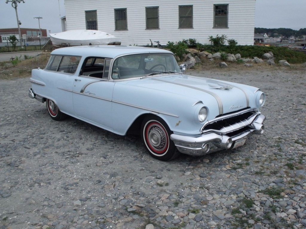 1956 Pontiac Safari For Sale