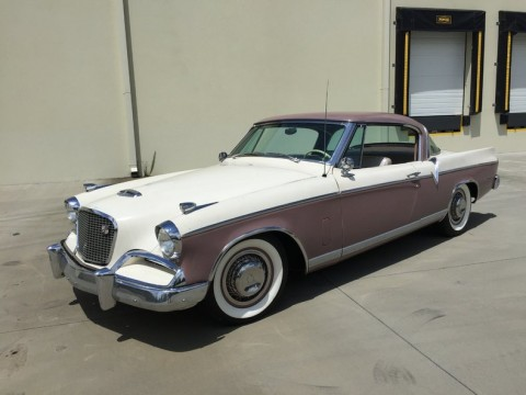 1956 Studebaker Golden Hawk for sale
