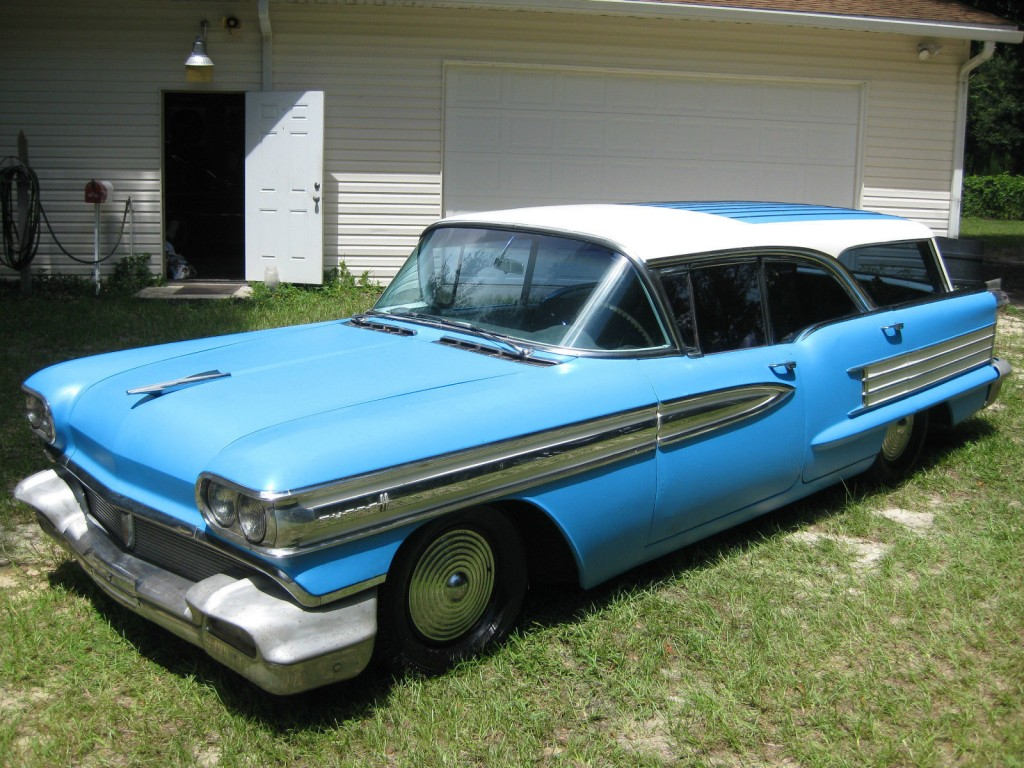 Ford Fiesta Sedan >> 1958 Oldsmobile Fiesta for sale
