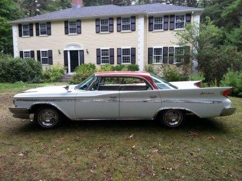 1960 DeSoto Adventurer for sale