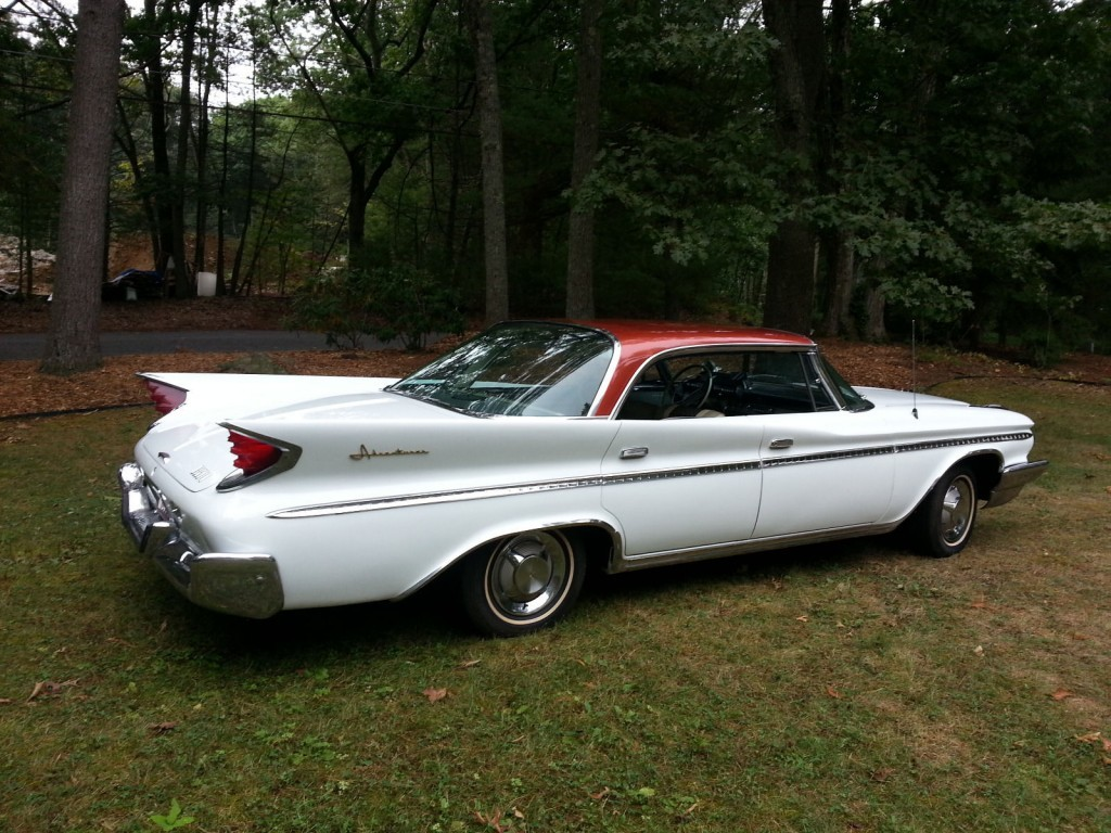 1960 Desoto Adventurer For Sale