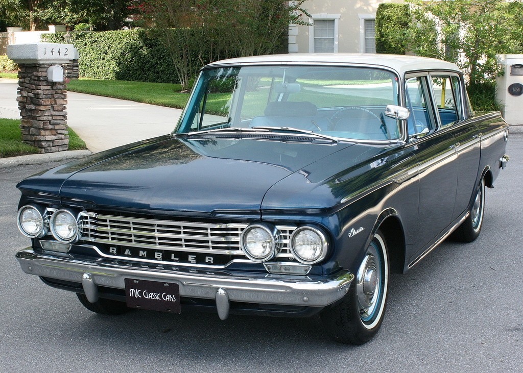 1962 Amc Custom Sedan For Sale