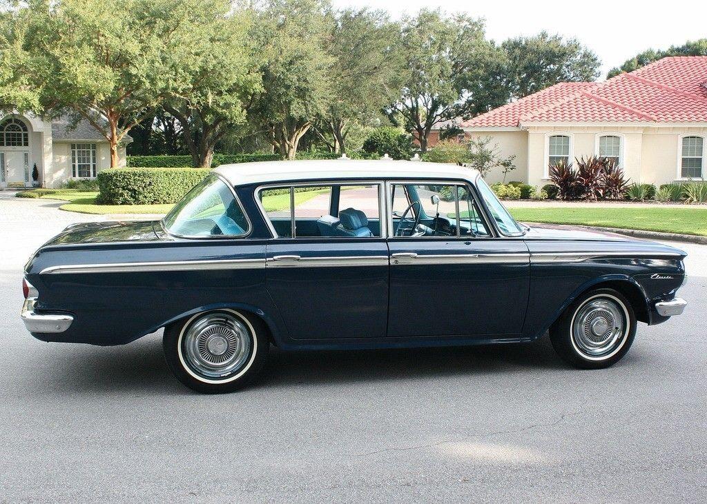 1962 AMC Custom Sedan