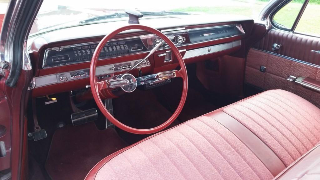 1962 Oldsmobile Ninety-Eight