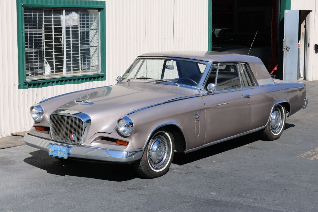 Champion Chrysler Jeep Dodge >> 1962 Studebaker GT Hawk for sale