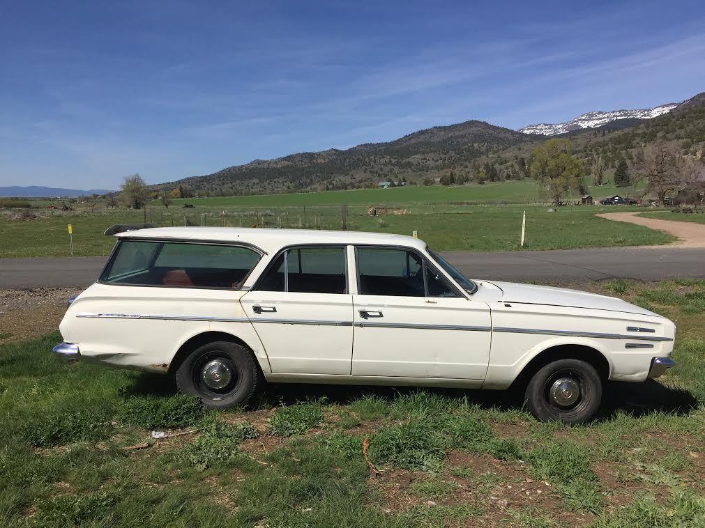 1966 Dodge Dart for sale