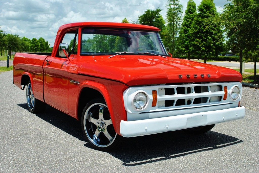 1968 Dodge D-100 for sale