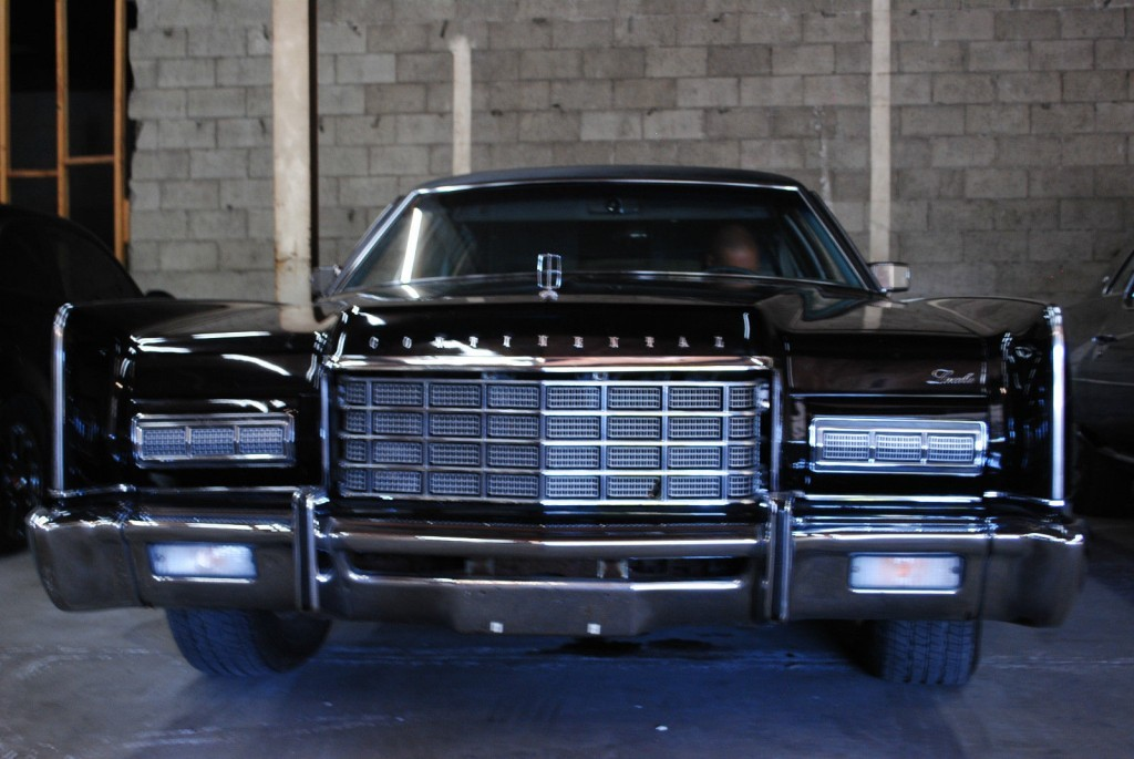 2016 Lincoln Mkz Sedan >> 1973 Lincoln Continental Limousine for sale