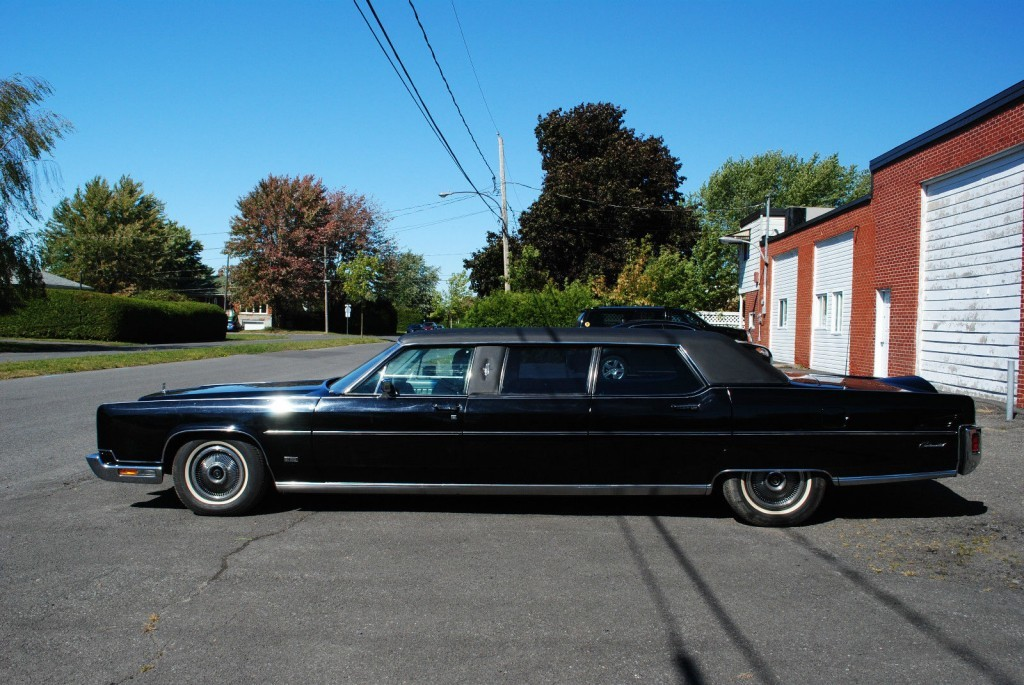Lincoln Continental Limousine American Cars For Sale X X