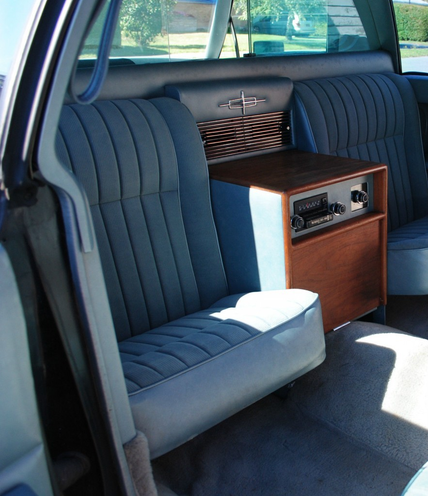 1973 Lincoln Continental Limousine For Sale Town Car