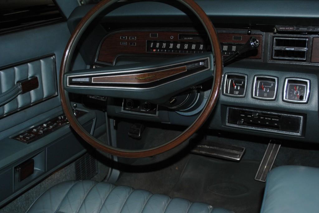 1973 Lincoln Continental Limousine