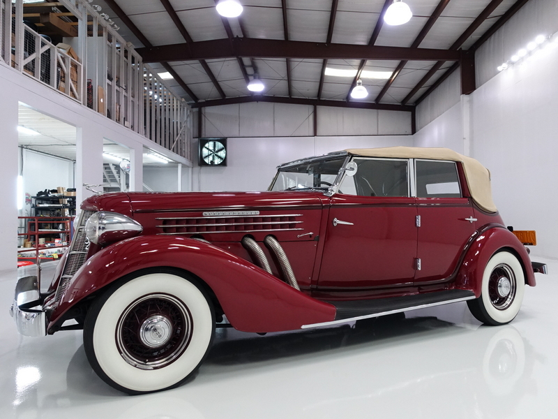 1936 Auburn 852 For Sale
