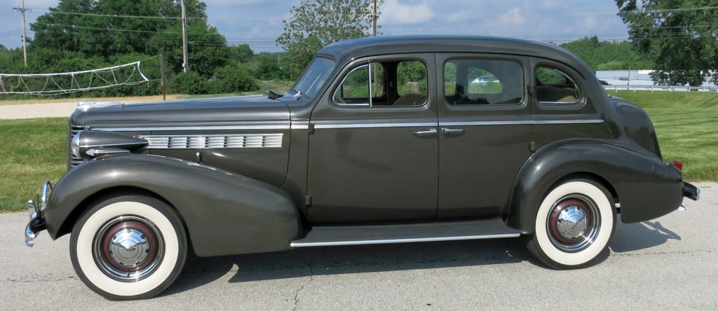 1938 Buick Special For Sale