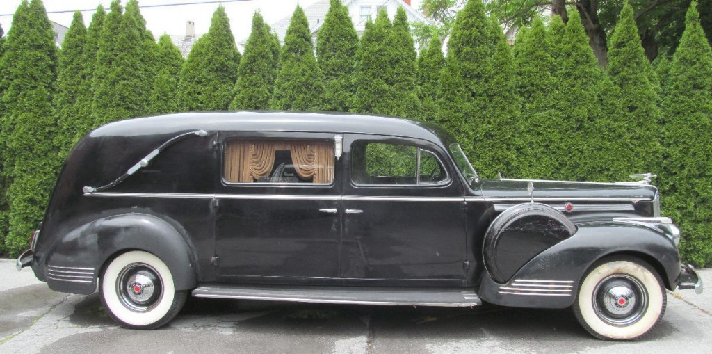 Classic Cars Hearse For Sale