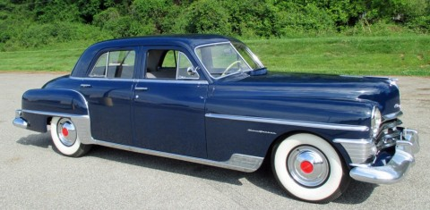 1950 Chrysler New Yorker for sale