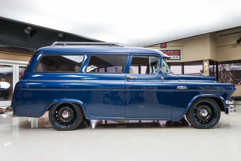 2016 Yukon Denali For Sale >> 1955 GMC Suburban for sale
