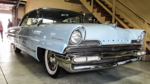 1956 Lincoln Premiere for sale