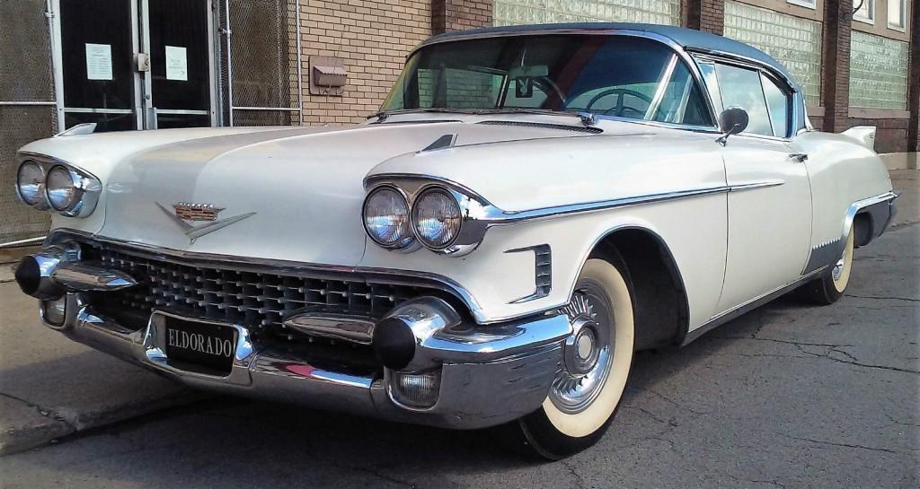 1958 Cadillac Eldorado Seville