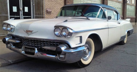 1958 Cadillac Eldorado Seville for sale