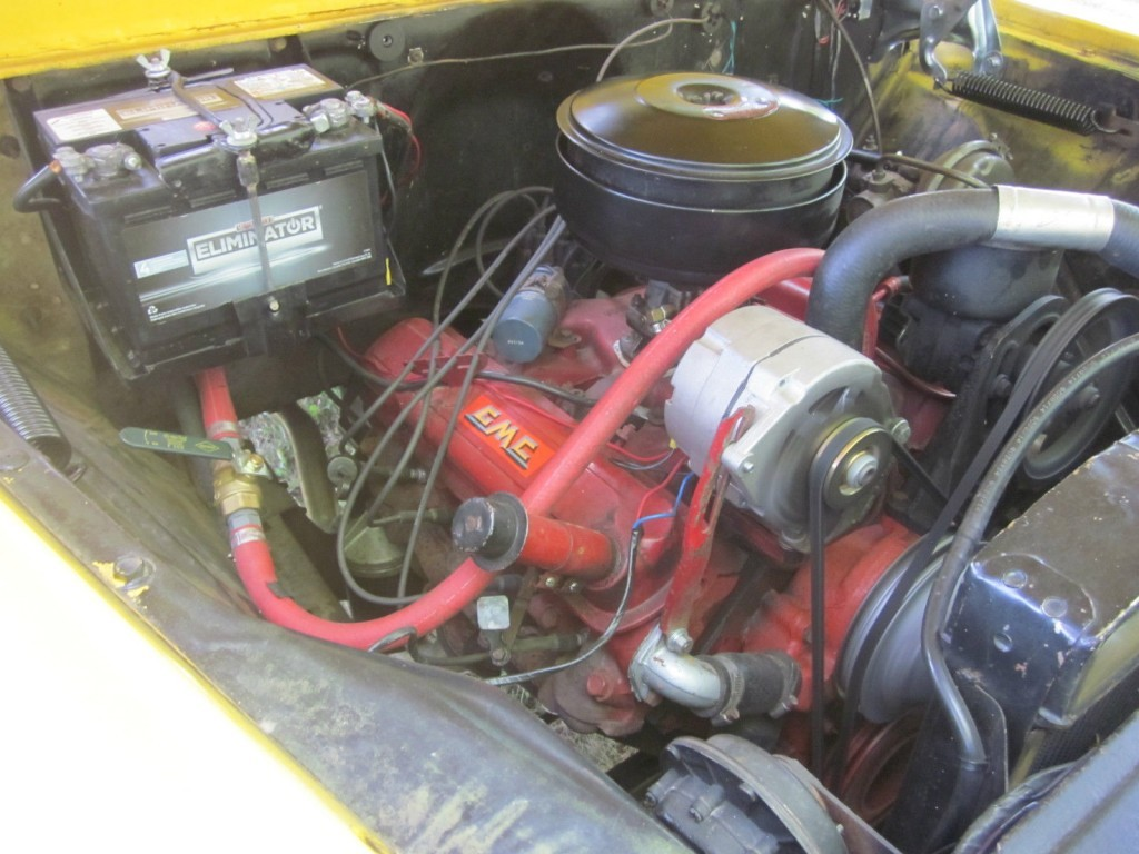 1959 GMC 100