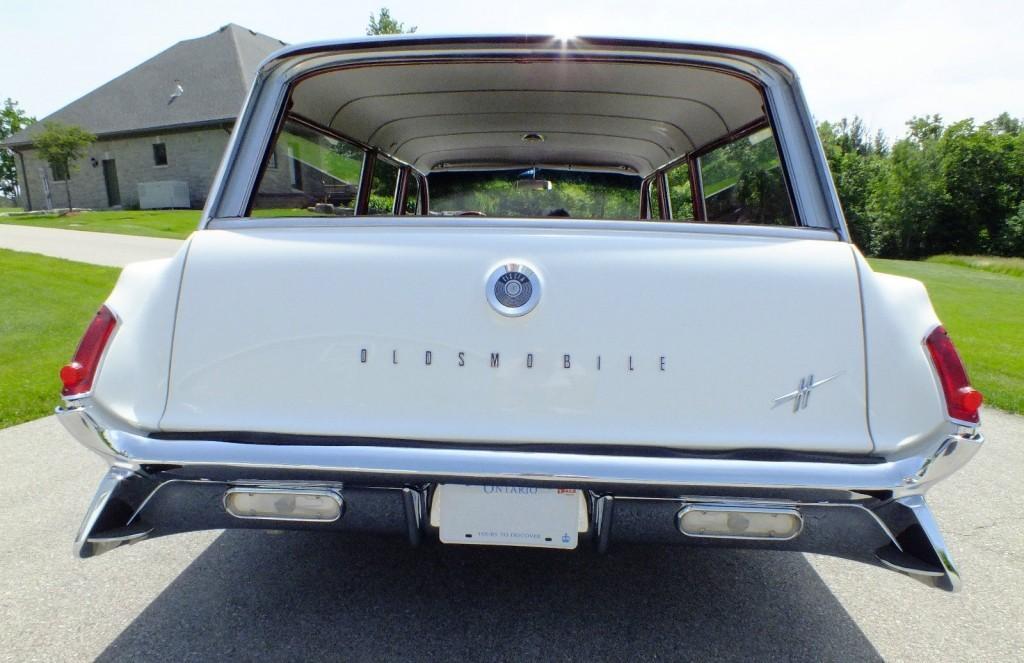 1961 Oldsmobile Dynamic 88 Fiesta for sale