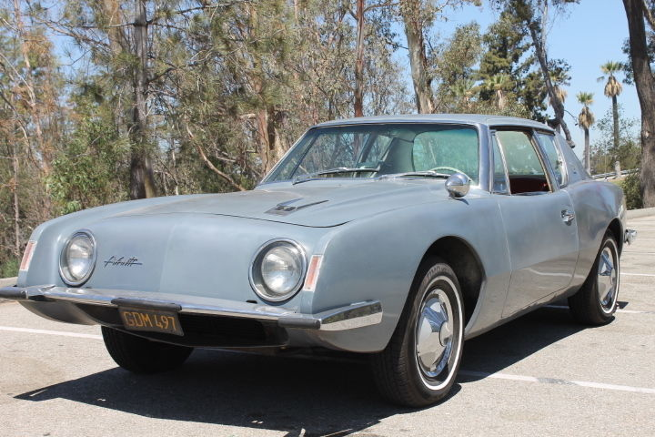 Champion Chrysler Jeep Dodge >> 1963 Studebaker Avanti for sale