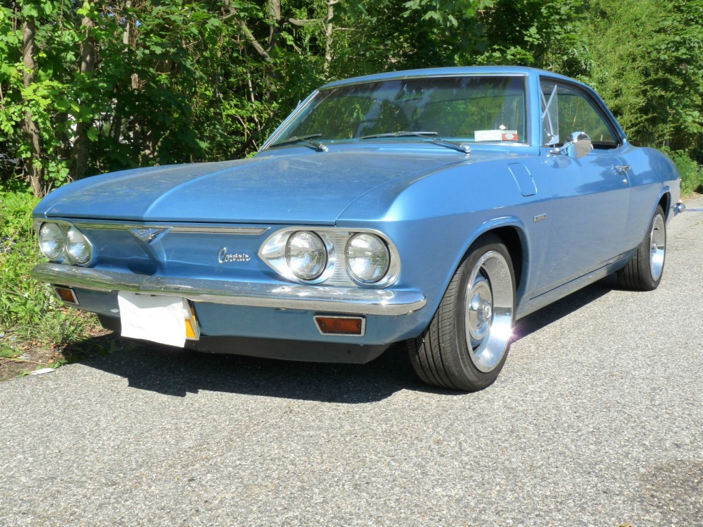 Chevrolet Corvair American Cars For Sale X on 1968 Deville Convertible