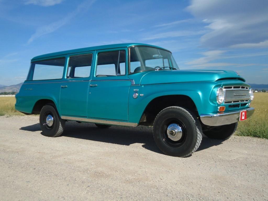 Travelette For Sale >> 1967 International Harvester for sale