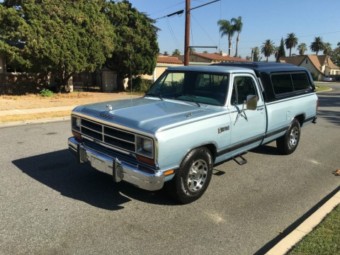 1987 Dodge Ram D-250 for sale