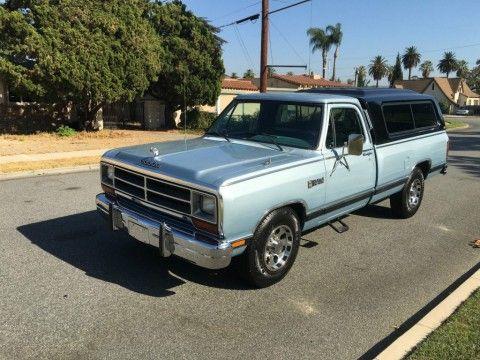 1987 Dodge Ram D-250 for sale