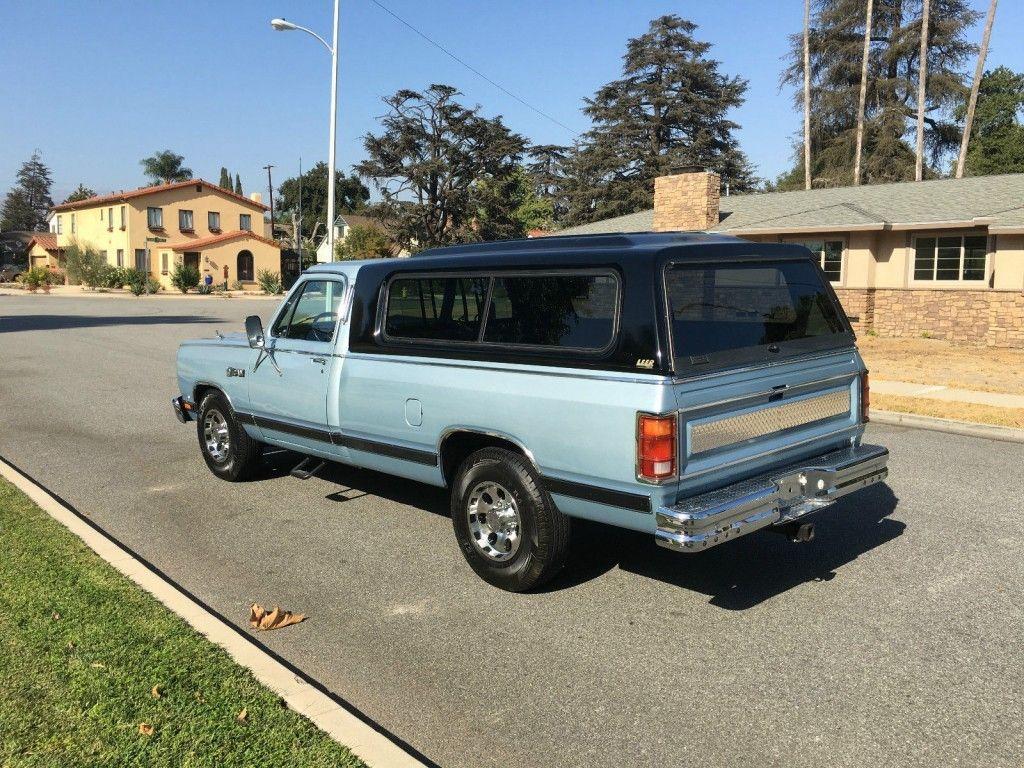 1987 Dodge Ram D-250