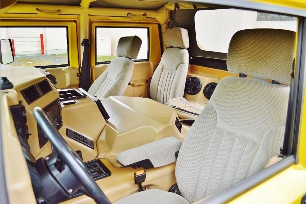 1997 Hummer H1