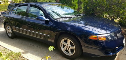 2002 Pontiac Bonneville for sale