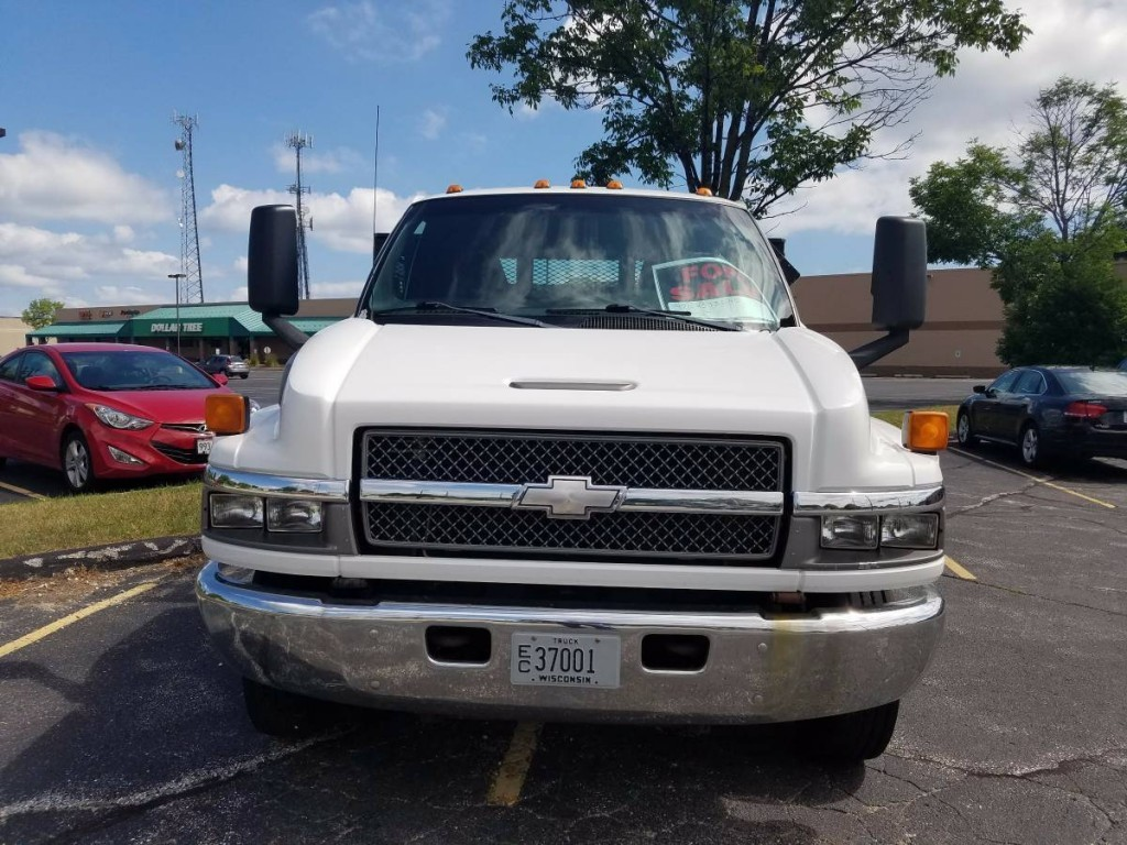 All Chevy chevy c4500 : All Chevy » 2006 Chevrolet Kodiak C4500 - Old Chevy Photos ...