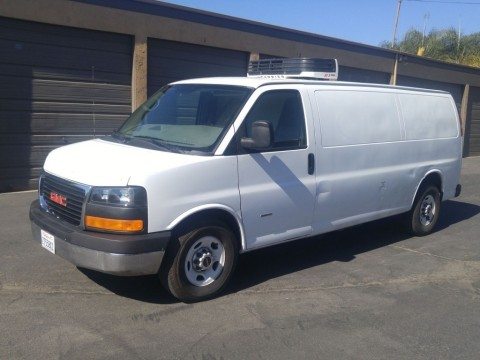 2013 GMC Savana for sale