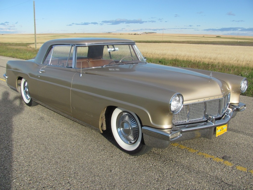 Lincoln Towncar 2017 >> 1956 Lincoln Continental Mark II for sale
