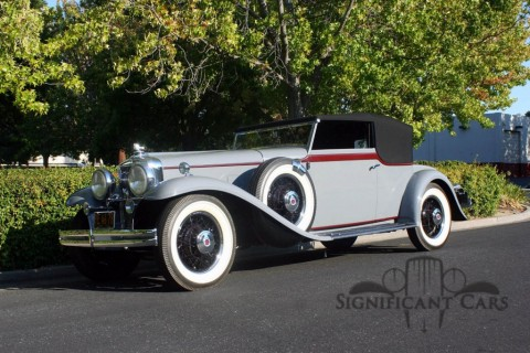 1931 Stutz DV-32 Convertible for sale