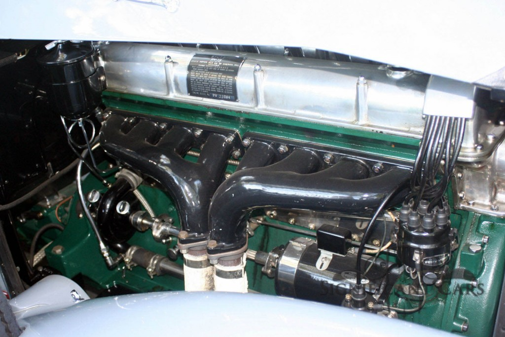 1931 Stutz DV-32 Convertible