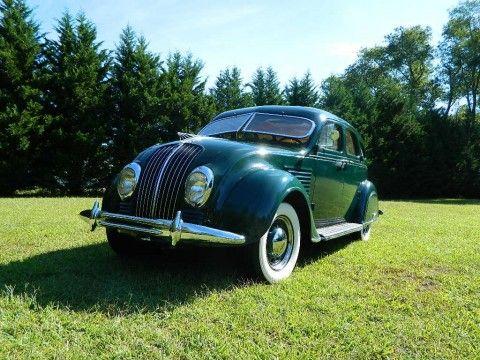 1934 DeSoto Airflow for sale