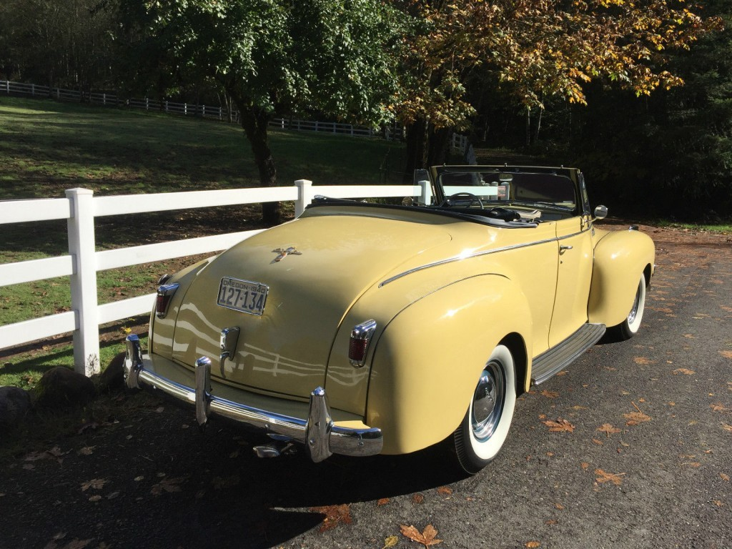 Chrysler New Yorker Convertible American Cars For Sale X X on 1960 Chrysler Town And Country