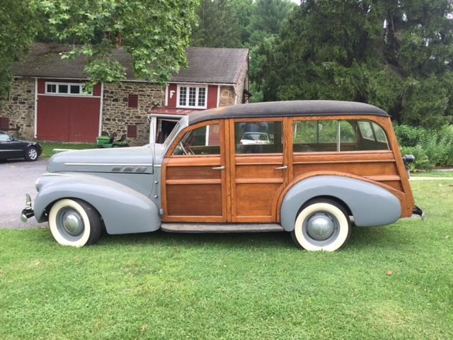 1940 Pontiac Deluxe For Sale