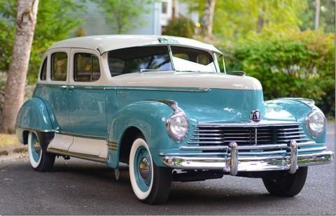 1947 Hudson Super 8 for sale